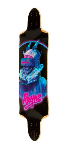 "Rayne: Future Killer 35"" Longboard Deck - Motion Boardshop"