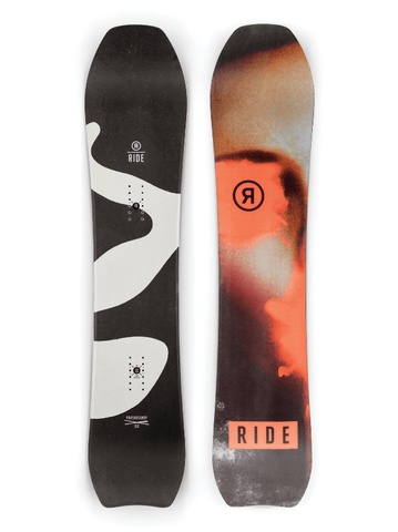Ride: 2020 Psychocandy Women's Snowboard Deck - Motion Boardshop