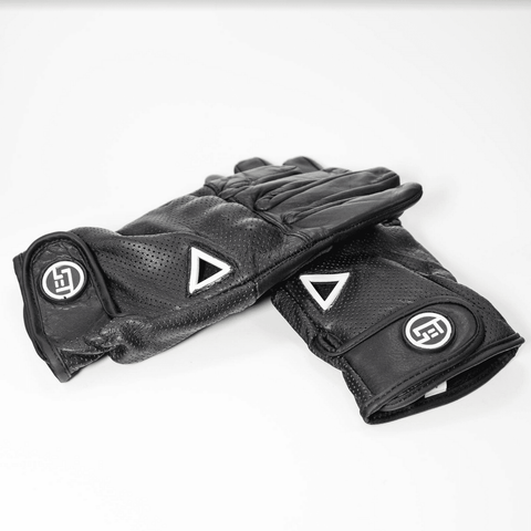 SET: Mercenary Longboard Slide Gloves - Motion Boardshop