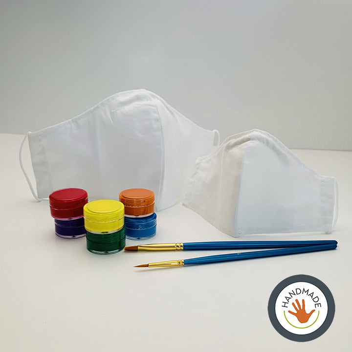 Face covering decorating kit: 2 piece FREE SHIPPING