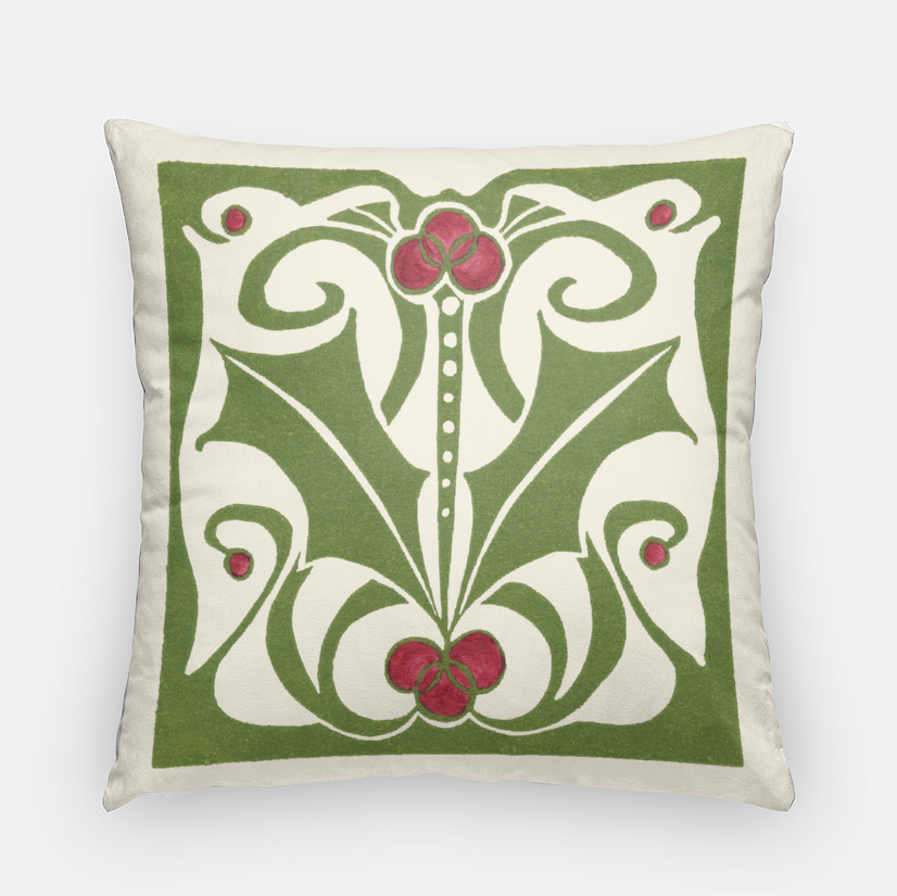 "Throw pillow case | 16"" square 