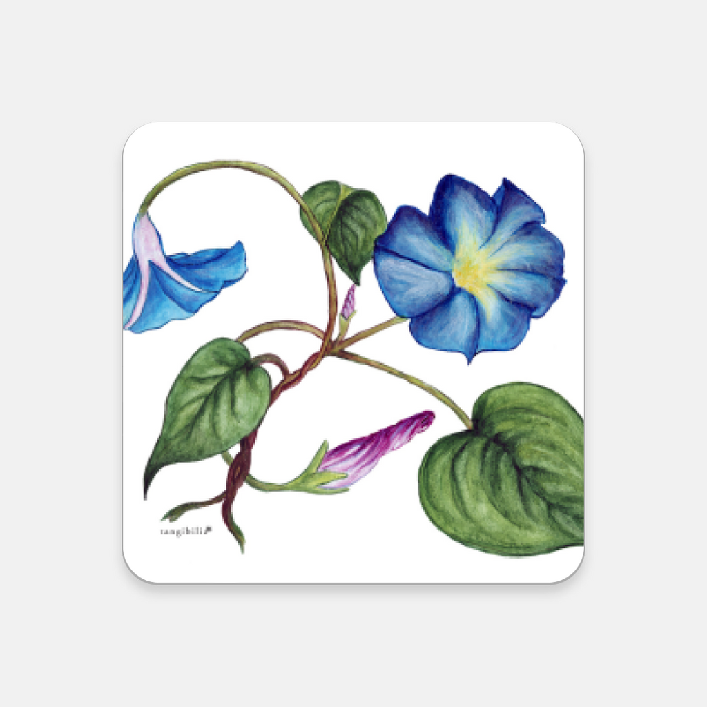 Coaster | Morning Glory Pattern | Seasons Collection