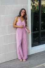 Load image into Gallery viewer, Chloe Wide Leg Jumpsuit
