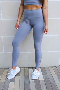 Haley Leggings - Grey