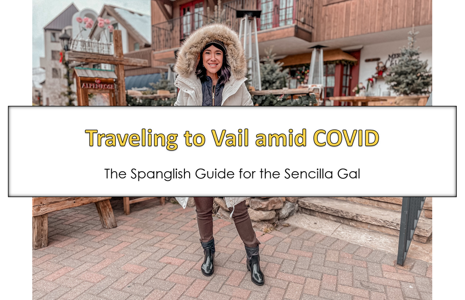 Traveling to Vail amid COVID
