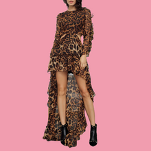 Load image into Gallery viewer, Animal Print Chiffon