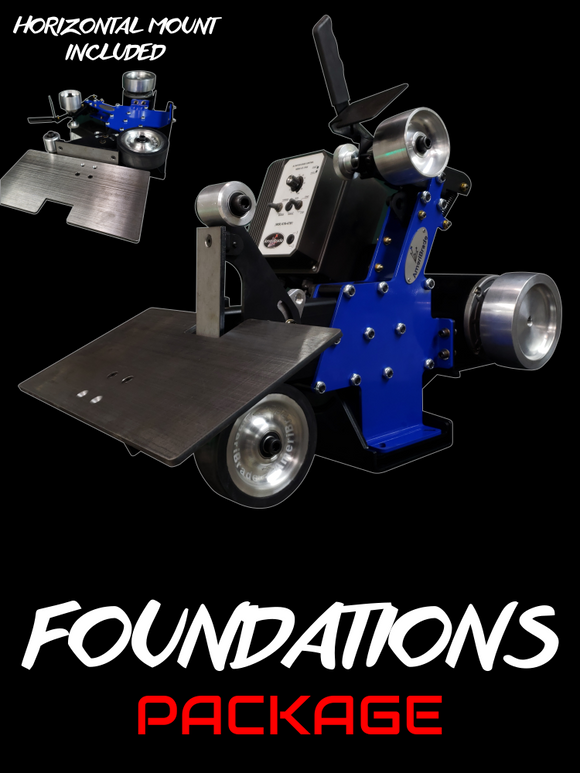 FOUNDATIONS PACKAGE (Shipping included)