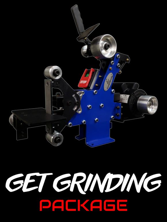 GET GRINDING PACKAGE (Shipping included)
