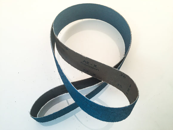 AZ-X 2x72 Aluminum Oxide / Zirconia Combination Belts