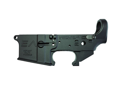 "CA Compliant Stripped Receiver ""FCB"""