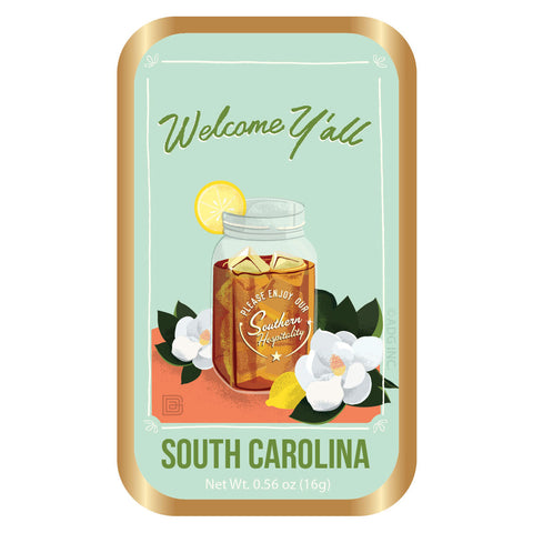 Welcome Y'All South Carolina - 0001A