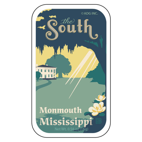 The South Mississippi - 0003A