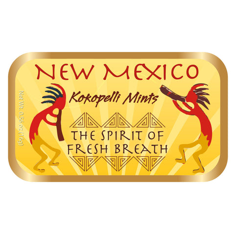 Kokopelli Spirit New Mexico - 0012S