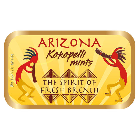 Kokopelli Spirit Arizona - 0012S
