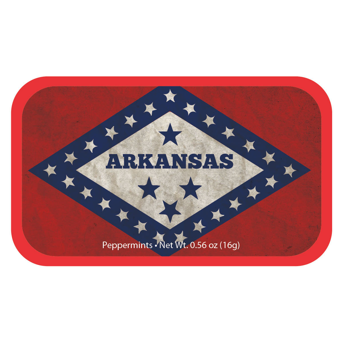 Arkansas Flag - 0018S