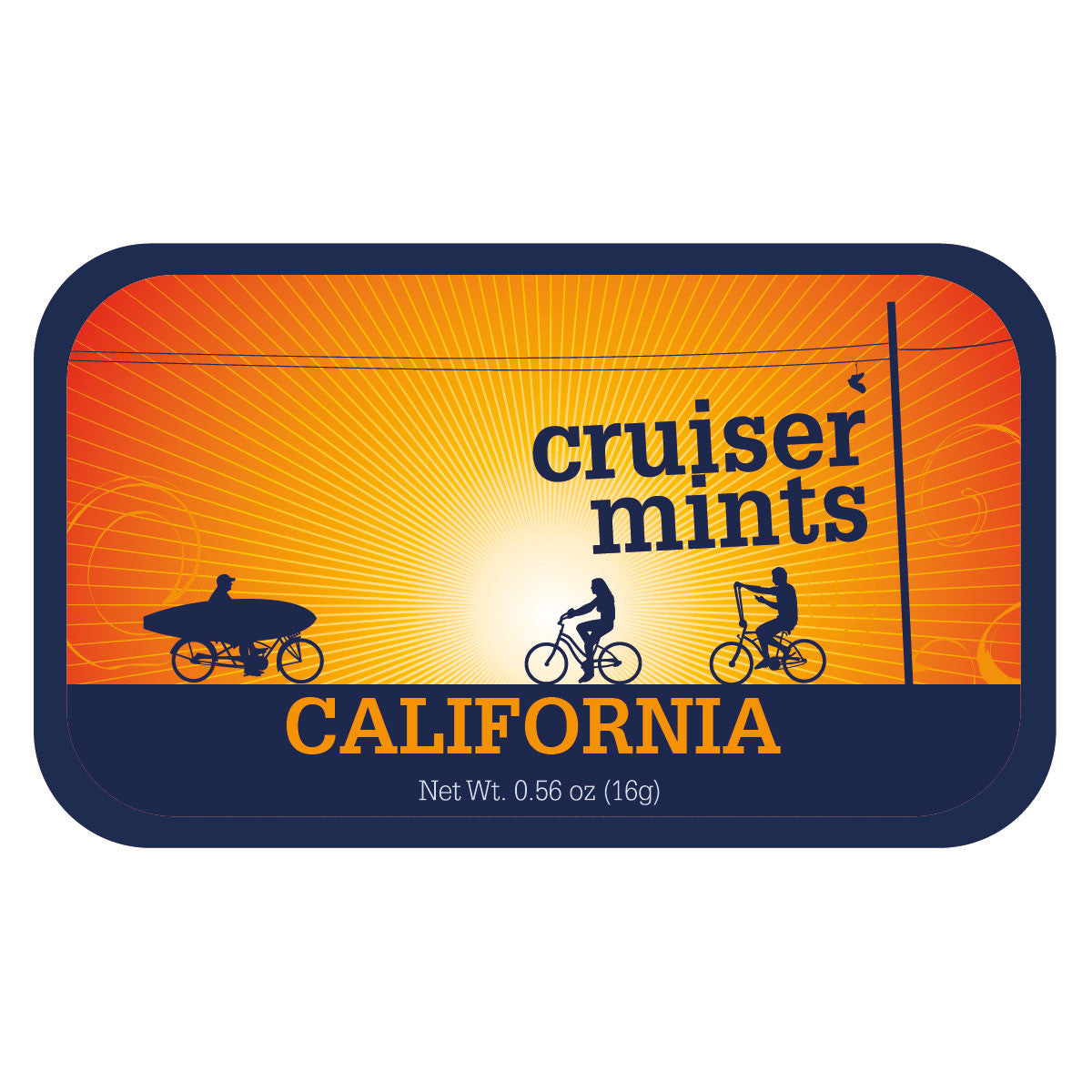 Cruiser Mints California - 0022S