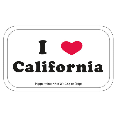 I Heart California - 0025S