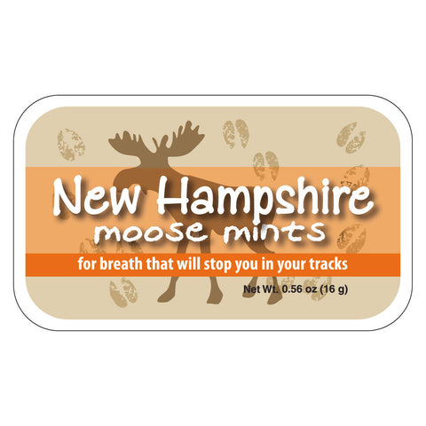 Moose Tracks New Hampshire - 0040S