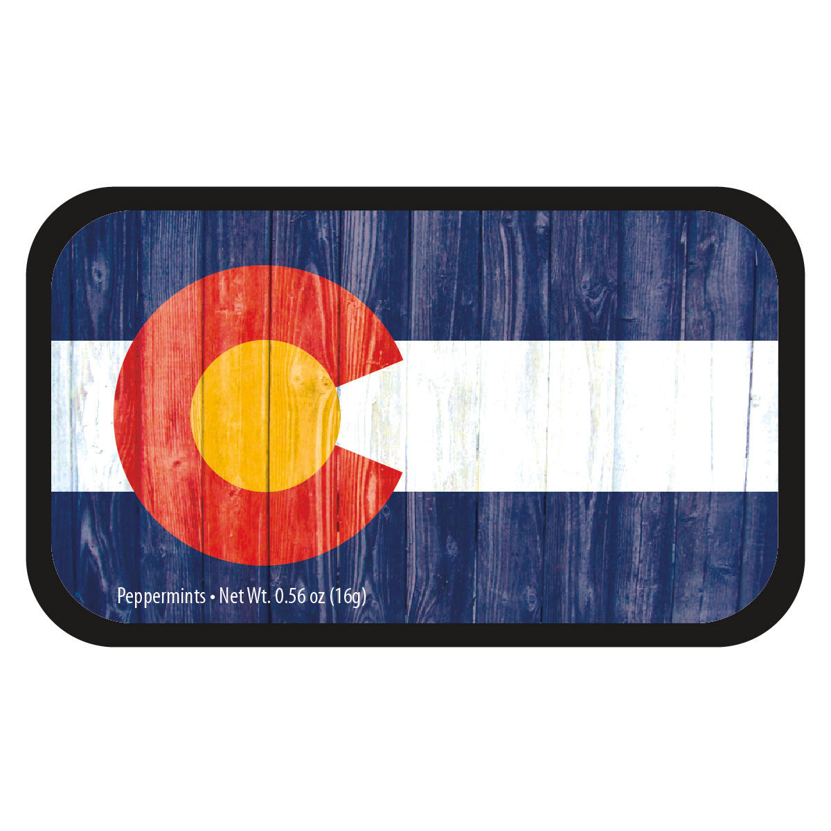 Vintage Colorado Flag - 0064S