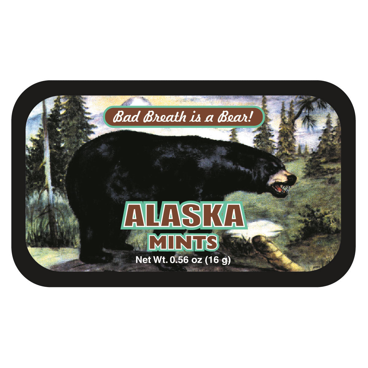 Black Bear Bad Alaska - 0086S