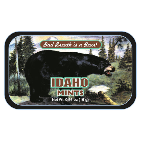 Black Bear Bad Idaho - 0086S