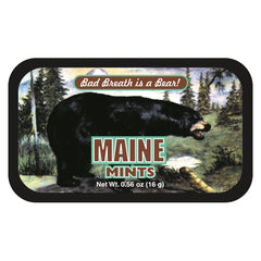 Black Bear Bad Maine - 0086S