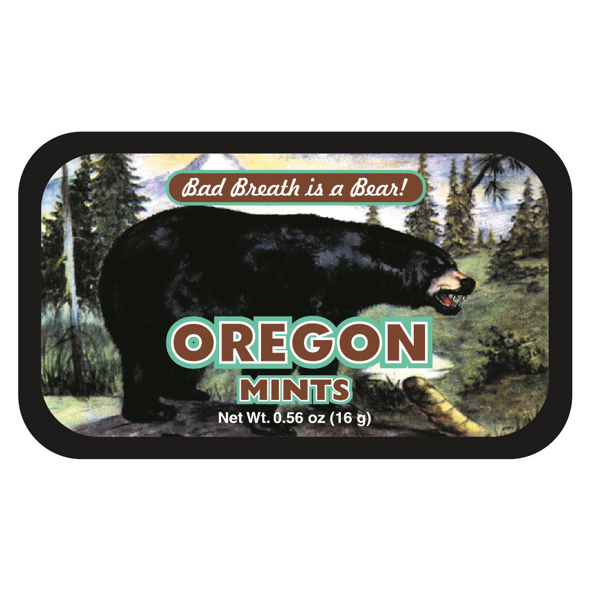 Black Bear Bad Oregon - 0086S