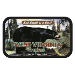 Black Bear Bad West Virginia - 0086S