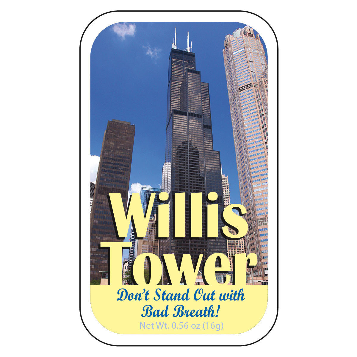Chicago Willis Tower - 0099S