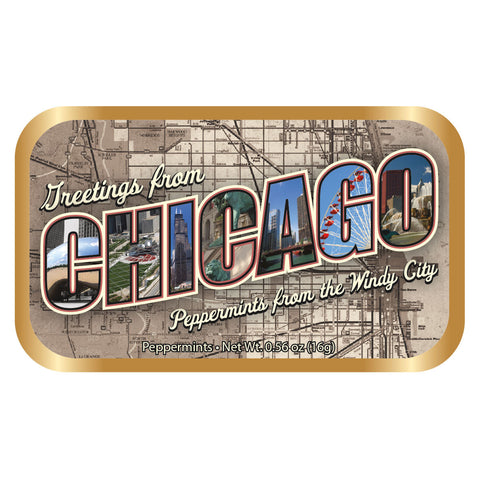 Chicago Letters - 0101S