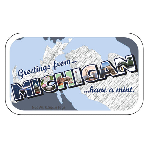 Michigan Letters - 0107S