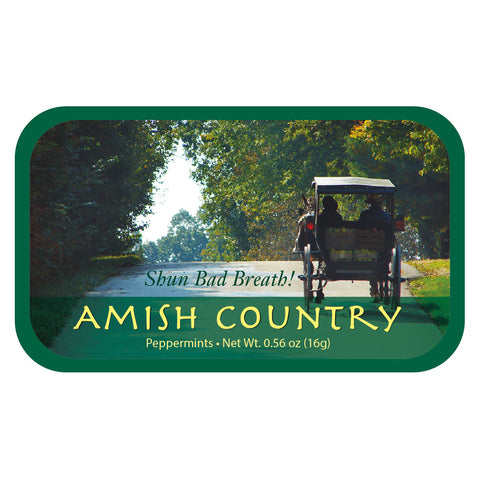 Amish Countryside Ohio - 0152S
