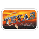 Texas Letters - 0163S