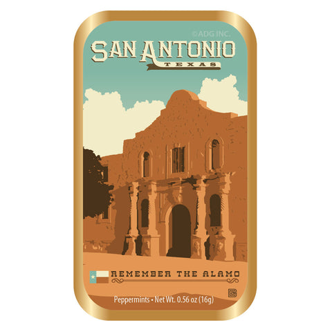 Remember the Alamo Texas - 0172A