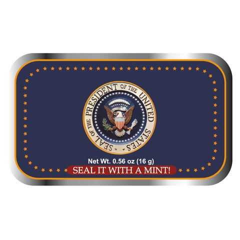 Presidentail Seal  - 0182S