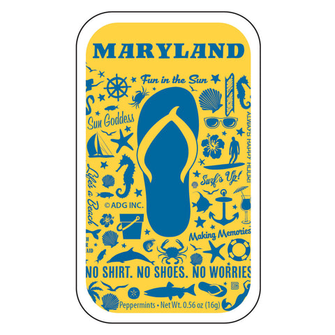 Flip Flop Pattern Maryland - 0205A