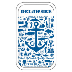 Anchor Pattern Delaware - 0207A
