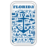 Anchor Pattern Florida - 0207A