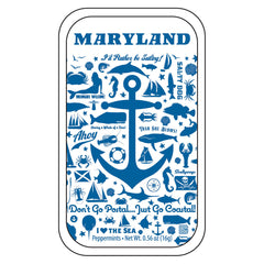 Anchor Pattern Maryland - 0207A