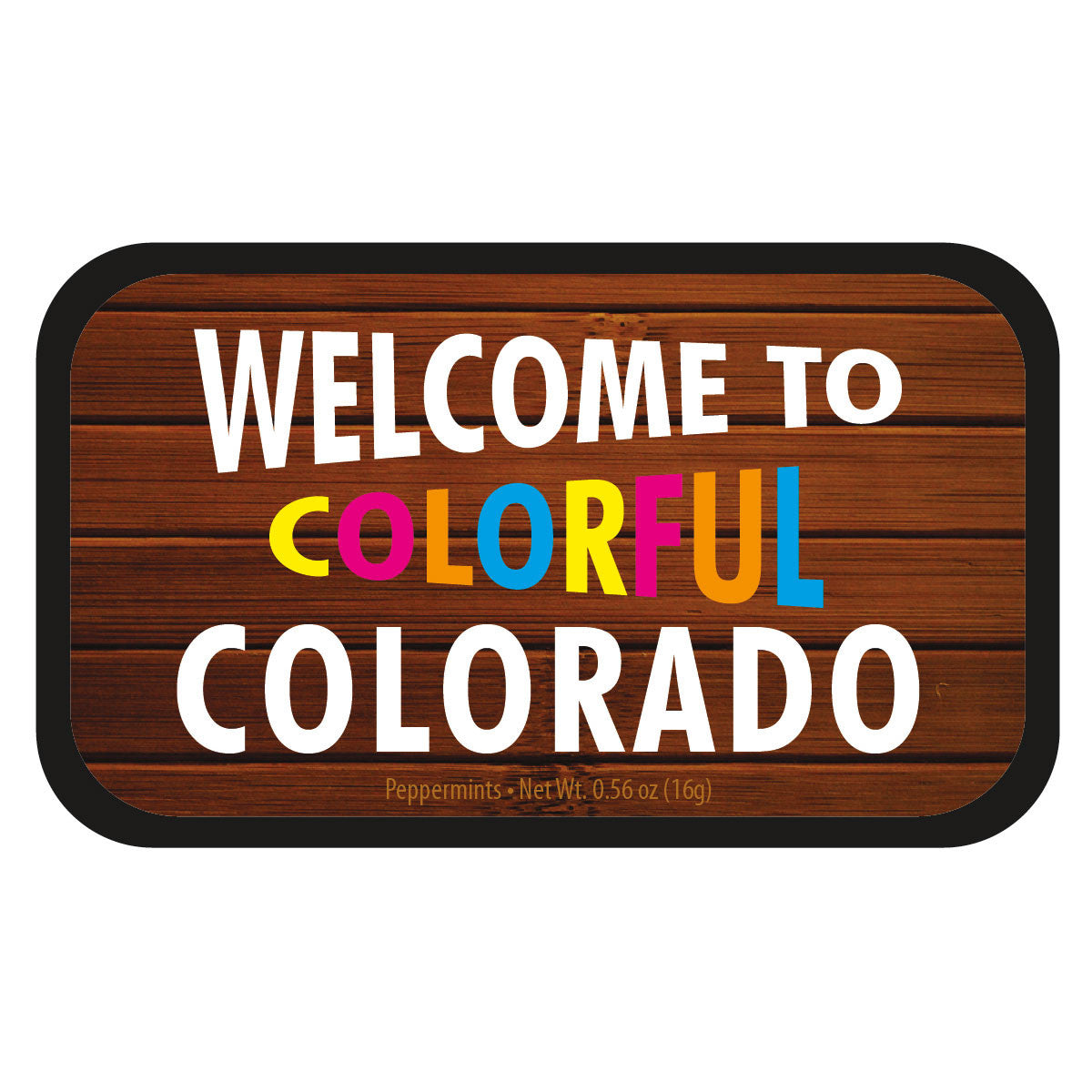 Welcome to Colorado - 0210S