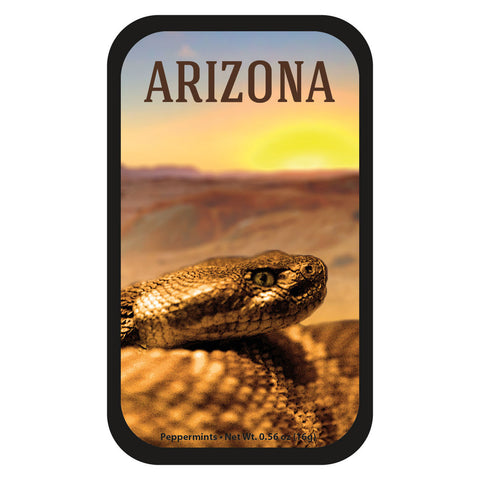 Rattle-Snake Arizona - 0248S