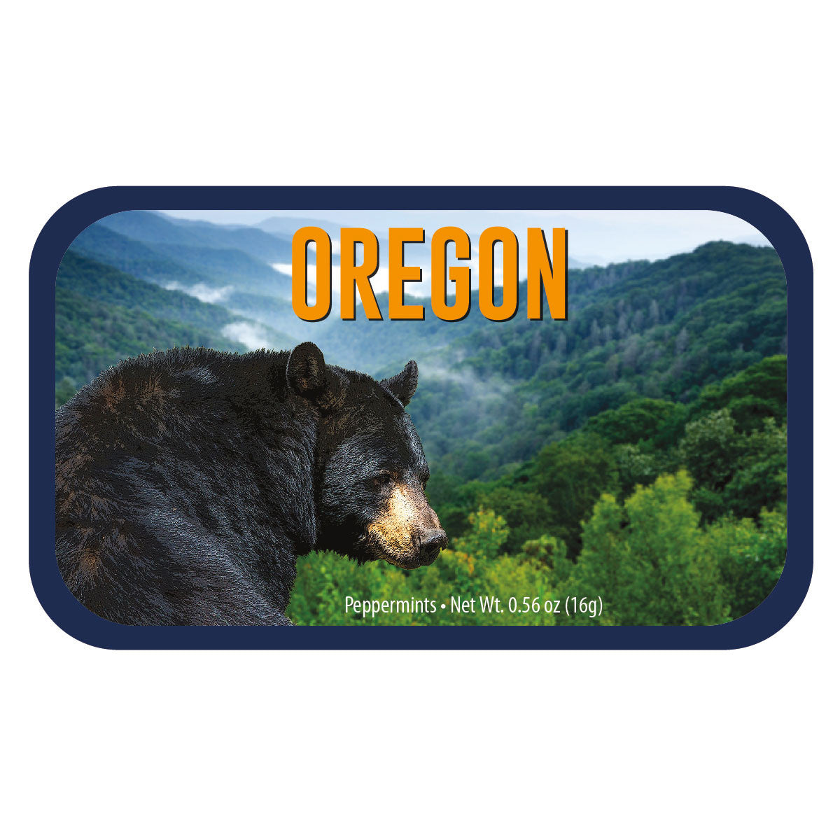 Black Bear Oregon - 0260S