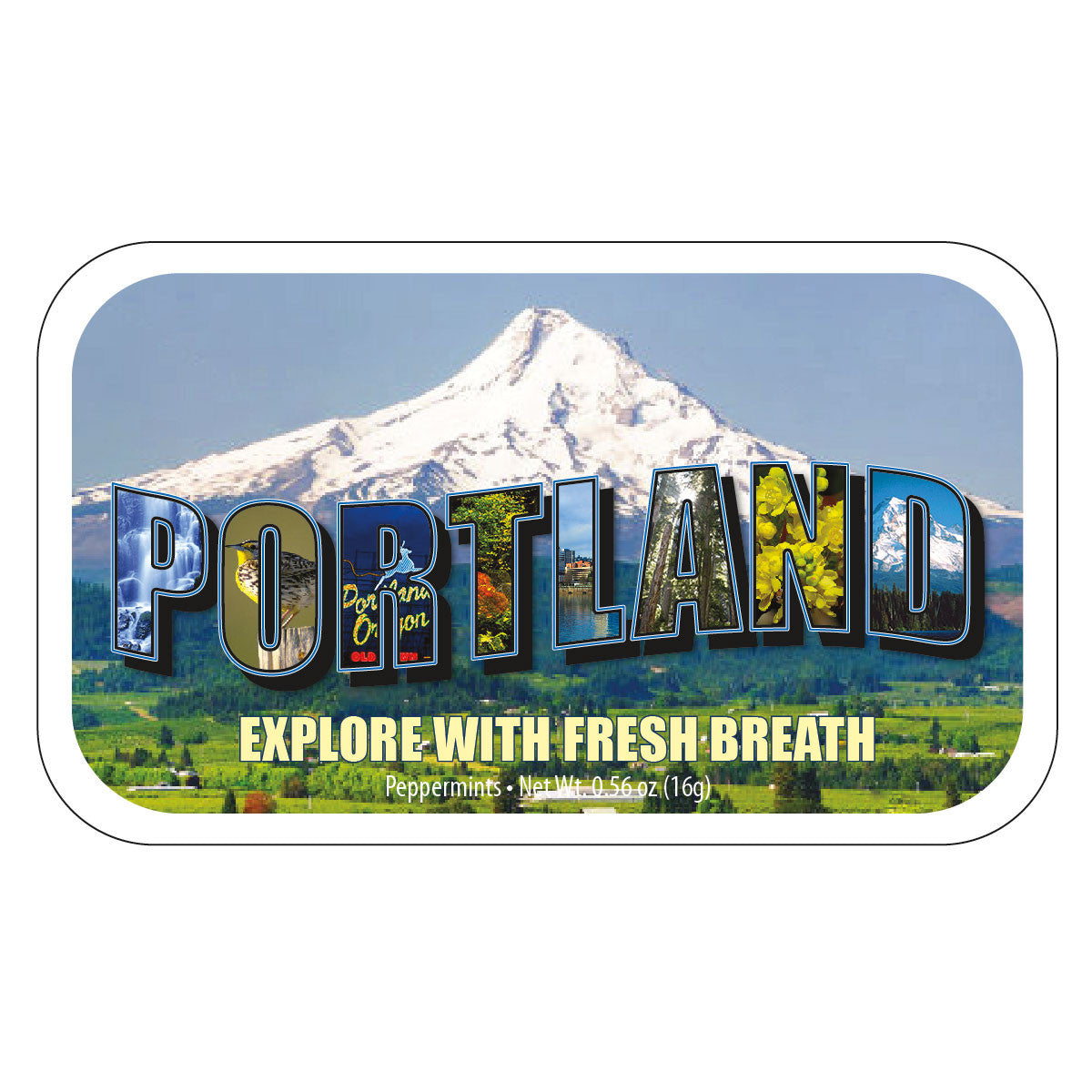Portland Letters - 0283S