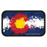 Colorado Painted Flag - 0326S
