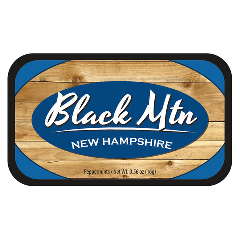 Ski Woodgrain New Hampshire - 0330S
