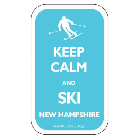 Keep Clam Ski New Hampshire - 0336S