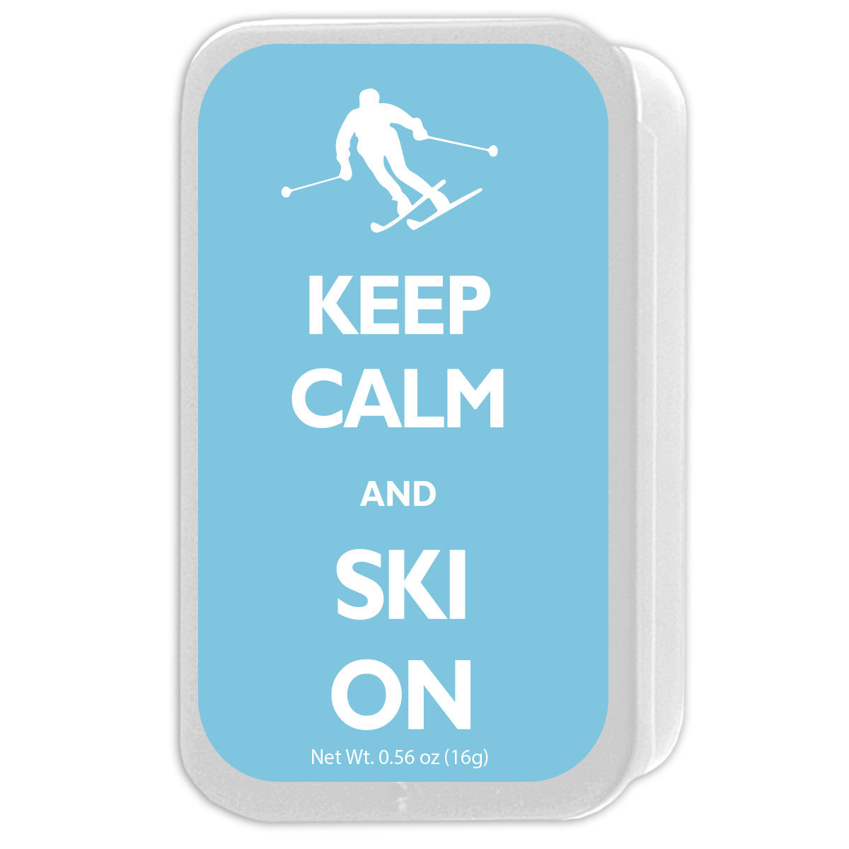 Keep Calm and Ski - 0336S