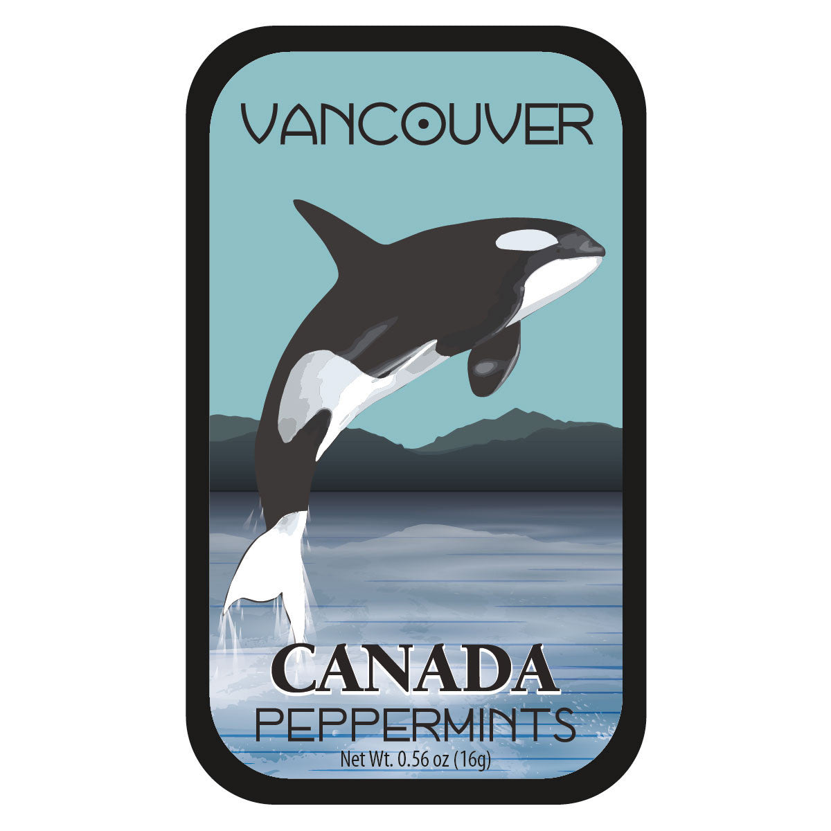 Jumping Orca Canada - 0361S