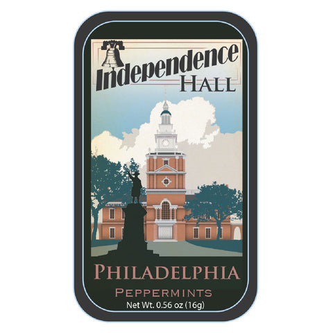 Independence Hall - 0372S