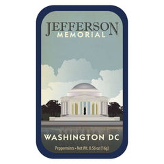 Jefferson Memorial  - 0376S